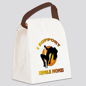 I SUPPORT... Canvas Lunch Bag