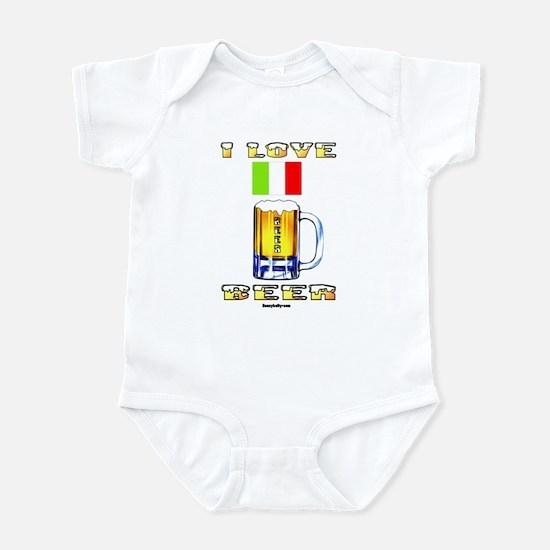 Italian Beer Infant Bodysuit