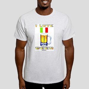 Italian Beer Light T-Shirt