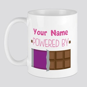 Chocolate Lover personalized Mug