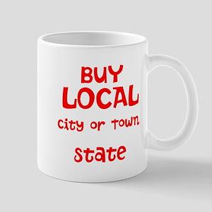Buy Local Mugs