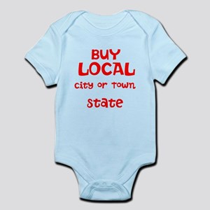 Buy Local Body Suit