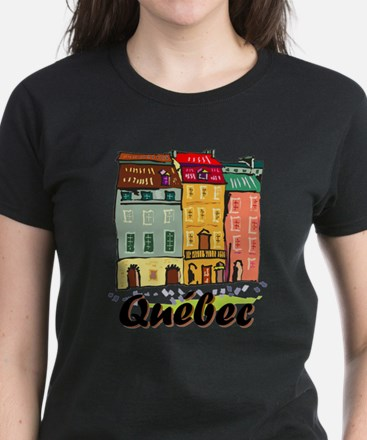 Quebec city T-Shirt