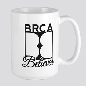 BRCA Believer Large Mug