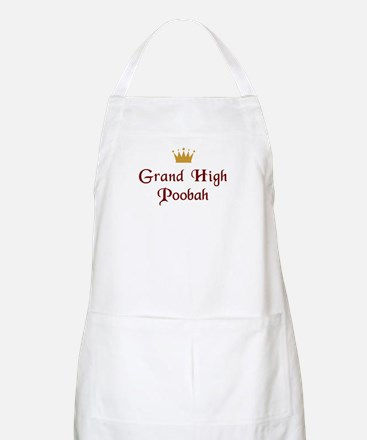 Grand High Poobah BBQ Apron
