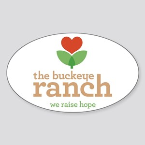 The Buckeye Ranch (Vertical) Sticker