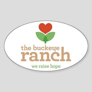 The Buckeye Ranch (Vertical) Sticker