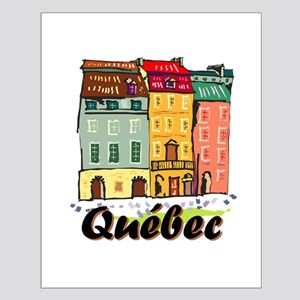 Quebec City Small Poster