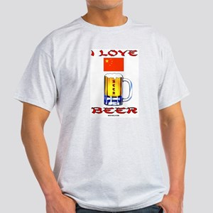 Chinese Beer Light T-Shirt