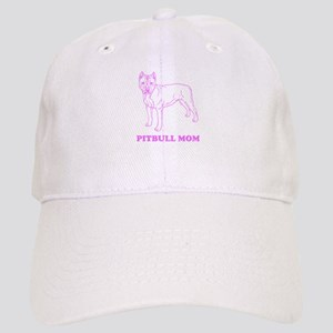 Pitbull Mom Baseball Cap