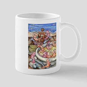 Wild Georgia Shrimp Mugs