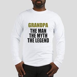 Custom Man Long Sleeve T-Shirt