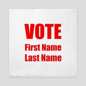 Vote Queen Duvet