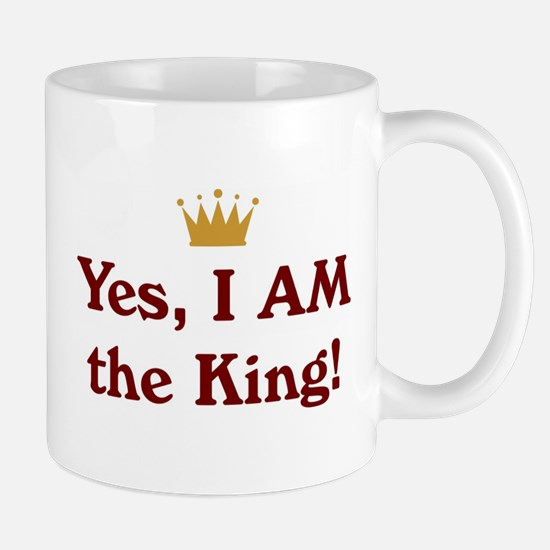 Yes, I AM the King Mug