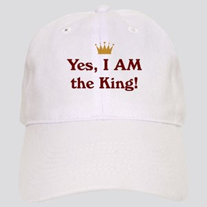 Yes, I AM the King Cap