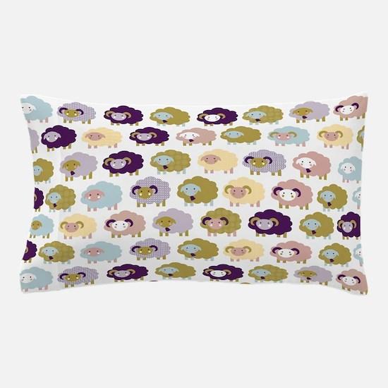 Funny Sheep Pillow Case