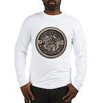 watermeterlidlsepia Long Sleeve T-Shirt
