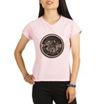 watermeterlidlsepia Performance Dry T-Shirt