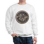 watermeterlidlsepia Sweatshirt
