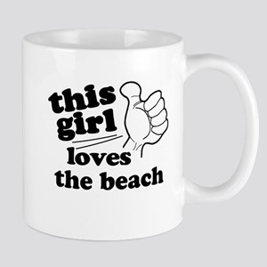 Personalize This Girl Mugs