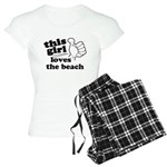 Personalize This Girl Pajamas