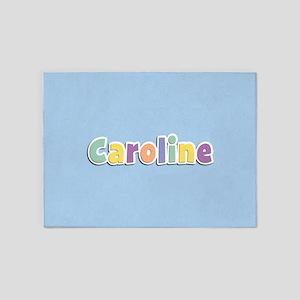 Caroline Spring14 5'x7'Area Rug