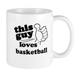 Personalize This Guy Mugs