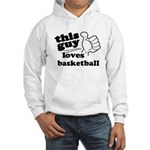Personalize This Guy Hoodie