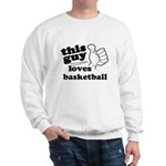 Personalize This Guy Sweatshirt