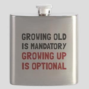 Growing Up Optional Flask