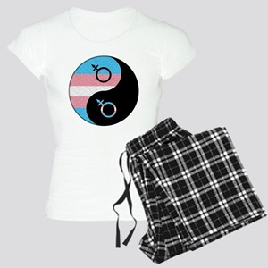 Transgender Yin and Yang Women's Light Pajamas