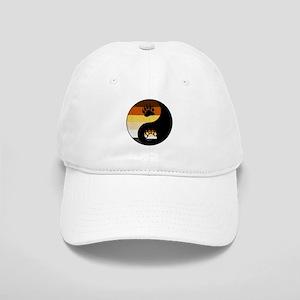 Bear Yin and Yang Cap