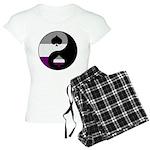 Asexual Yin and Yang Women's Light Pajamas