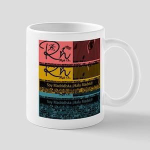 RighOn Madridista Mugs