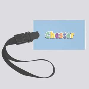 Chester Spring14 Large Luggage Tag