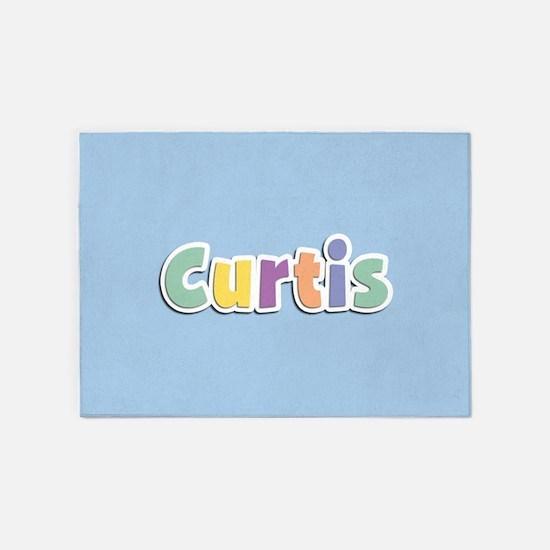 Curtis Spring14 5'x7'Area Rug