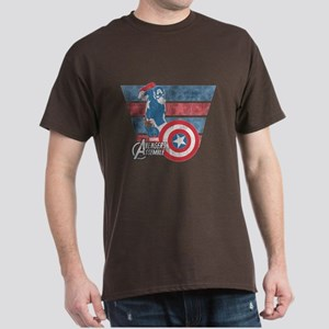 Captain America Dark T-Shirt