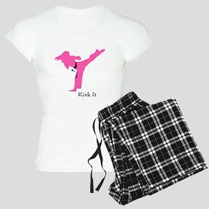 Kick It Women's Light Pajamas