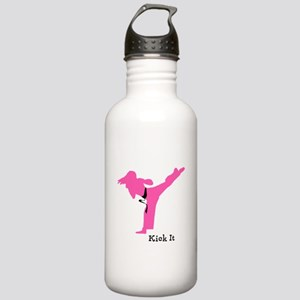 Kick It Stainless Water Bottle 1.0L