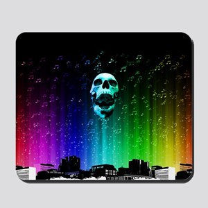 City of Heavy Metal Mousepad