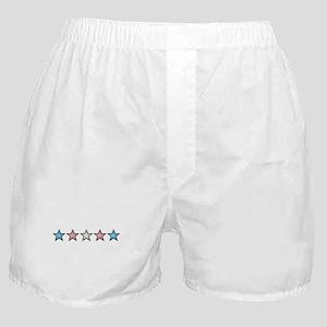 Transgender Stars Boxer Shorts