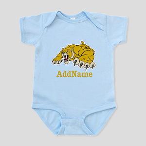 Tiger Roar Custom Infant Bodysuit