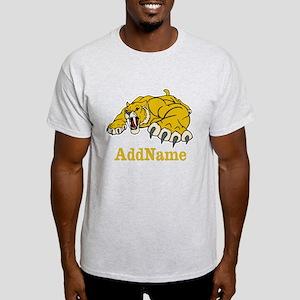 Tiger Roar Custom Light T-Shirt