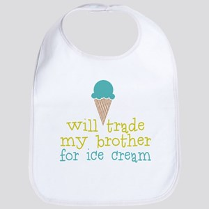 Trade Brother Ice Cream Bib