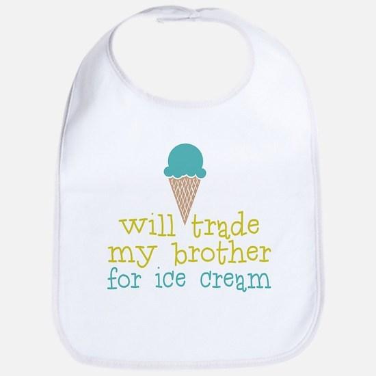 Trade Brother Ice Cream Bib
