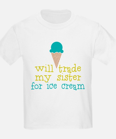 Trade Sister Ice Cream T-Shirt
