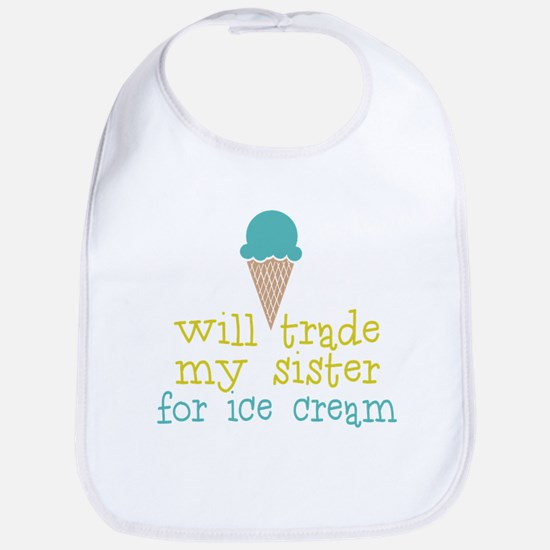 Trade Sister Ice Cream Bib