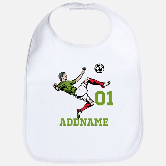 Customizable Soccer Bib