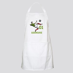 Customizable Soccer Apron
