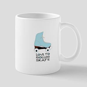 Love To Roller Skate Mugs